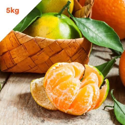 Mandarinas Precio