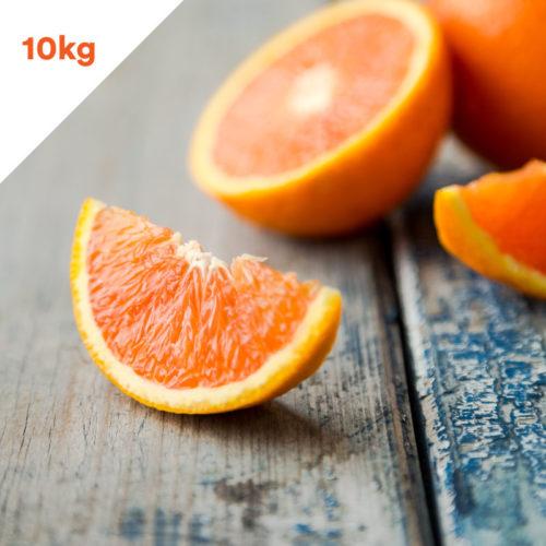 Naranja de mesa frescas