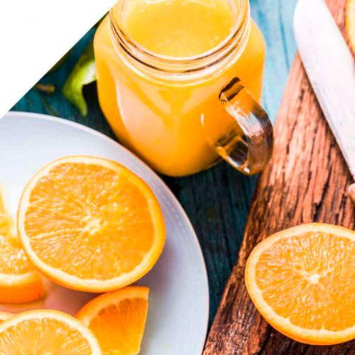 Naranjas de zumo de Valencia