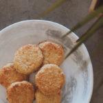 Galletas de naranjas sin gluten