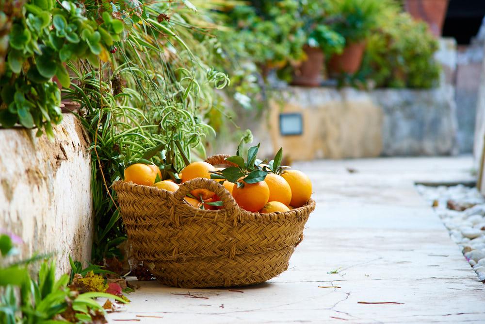 Naranjas Por menor