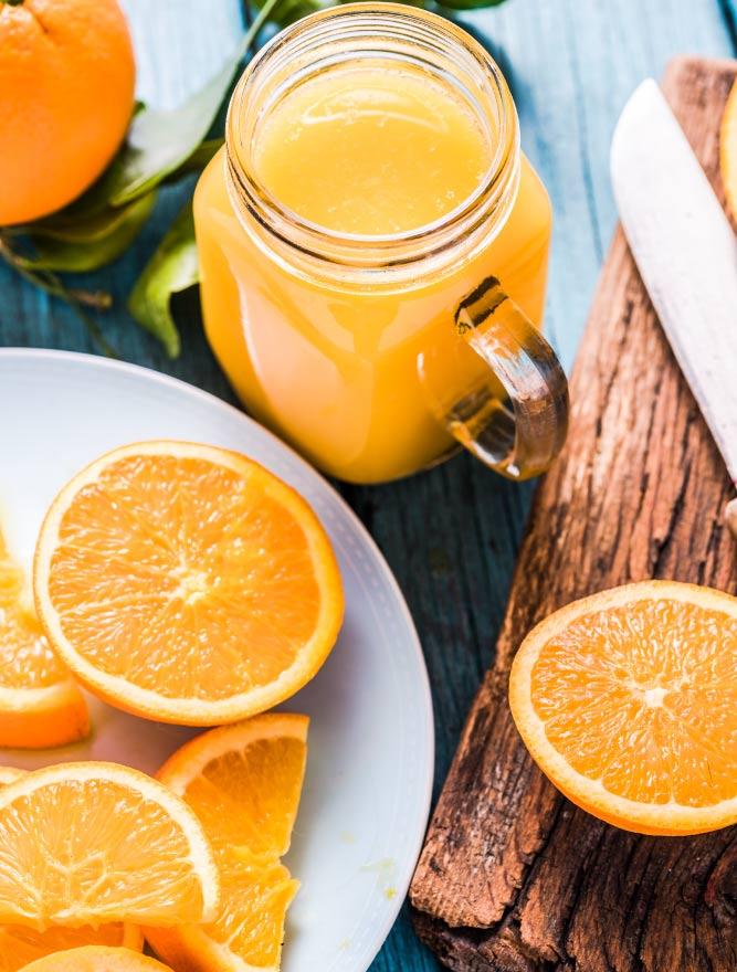 Naranjas Satisfacción