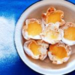 Tartaletas de cítricos