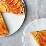 Postres con naranja